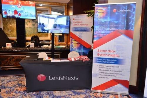 Hong Kong 2018 Lexis Nexis Exhibit Table