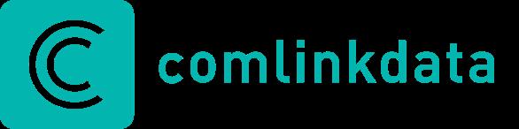 comlinkdata logo teal